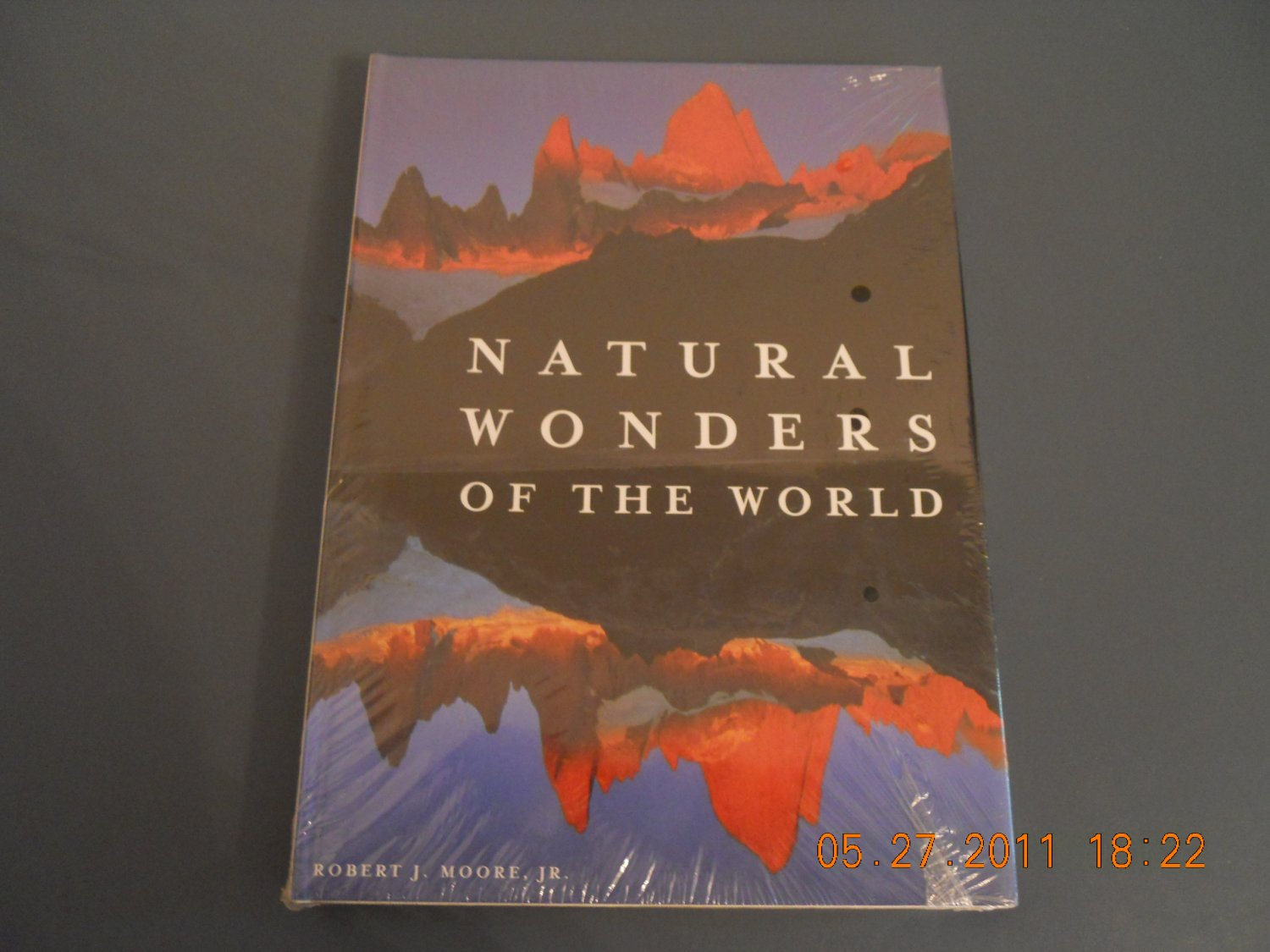 Natural Wonders of the World hardcover