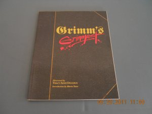 Grimm's Grimmest paperback brothers grimm