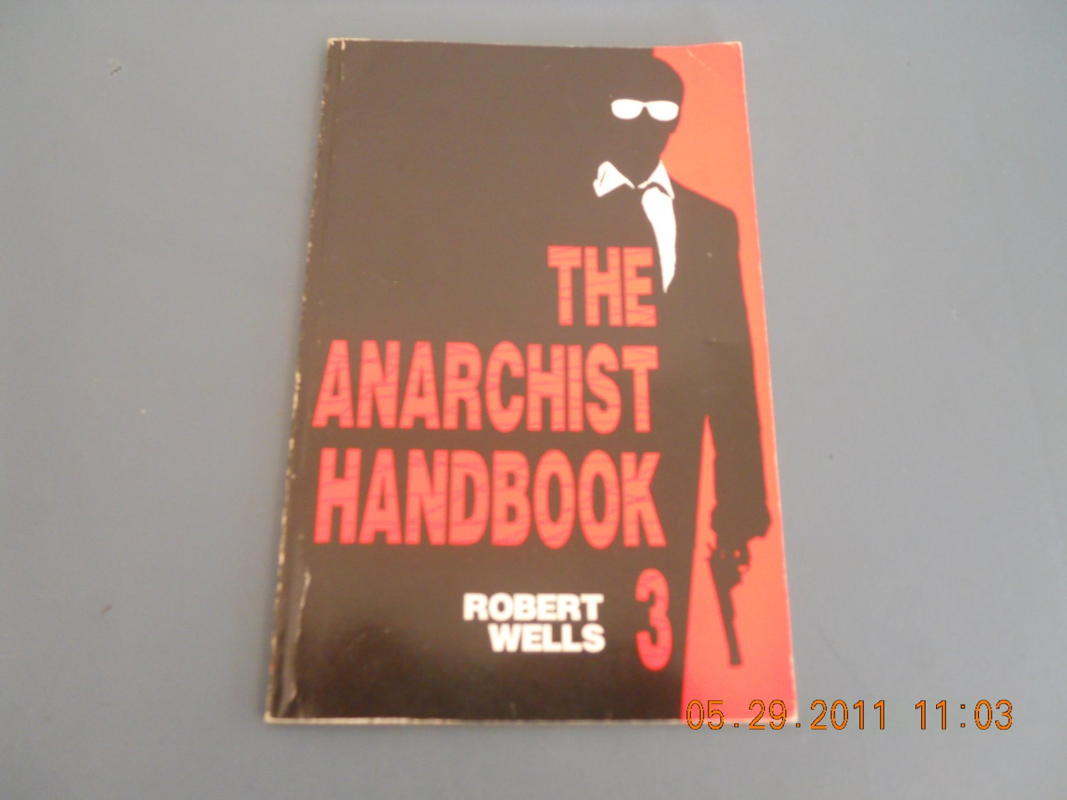 The Anarchist Handbook 3 paperback