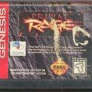 Primal Rage - Sega Genesis