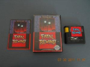 Fatal Rewind (The Killing Game Show) - Sega Genesis