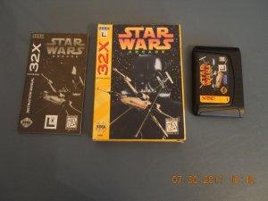 Star Wars Arcade - Sega Genesis 32X