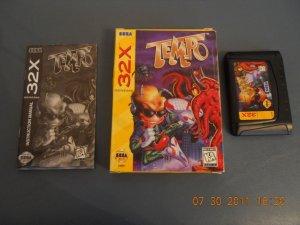 Tempo - Sega Genesis 32X