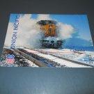 Union Pacific Railroad UPRR 2002 wall calendar
