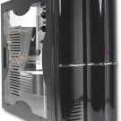 Thermaltake - Soprano mid-tower micro ATX PC Case chassis tower - black