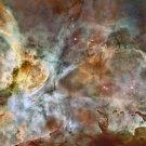 Wall size art 8' x 18' image Eta Carina Nebula NGC 3372