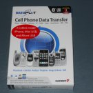 Susteen DataPilot Universal Kit with Cables sync backup cell phone & pc
