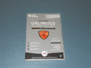 Total Defense Unlimited Security PC software