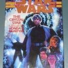 Star Wars The Crystal Star by Vonda N. McIntyre hardcover hardback book
