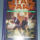 Star Wars Mission From Mount Yoda Queen of the Empire Prophets of the Dark Side hardcover book