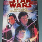 Star Wars Darksaber by Kevin J. Anderson hardcover hardback book