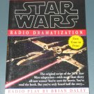 Star Wars A New Hope Episode 4 The National Public Radio Dramatization by Brian Daley paperback book