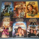Star Wars Jedi Prince chapter book books lot series 1-6 paperback (a)