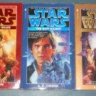 Star Wars Han Solo Trilogy books book novel novels lot series 3 paperbacks (a)