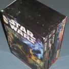 Star Wars Boxed Set 6 junior novels paperback books (a)