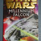Star Wars Millennium Falcon book novel 1st edition paperback by James Luceno (a)