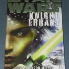Star Wars Knight Errant book novel 1st edition paperback by John Jackson Miller (a)