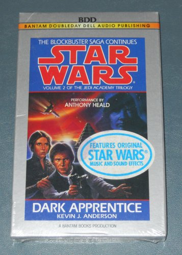 Star Wars Dark Apprentice Audio Book Kevin J. Anderson Anthony Heald (a)