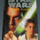 Star Wars Rogue Planet book novel hardback by Greg Bear (a)