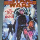 Star Wars The Crystal Star book novel hardback by Vonda N. McIntyre (a)