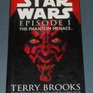 Star Wars Episode I: The Phantom Menace book novel 1st edition hardback by Terry Brooks (a)