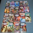 Star Wars NJO New Jedi Order books book novel novels lot series 19  1st edition paperbacks (b)