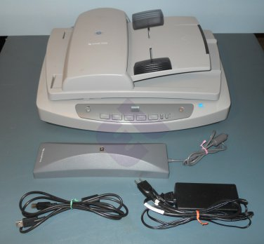 HP Scanjet 5590 Digital Flatbed desktop Scanner with ADF and slide photo negative TMA