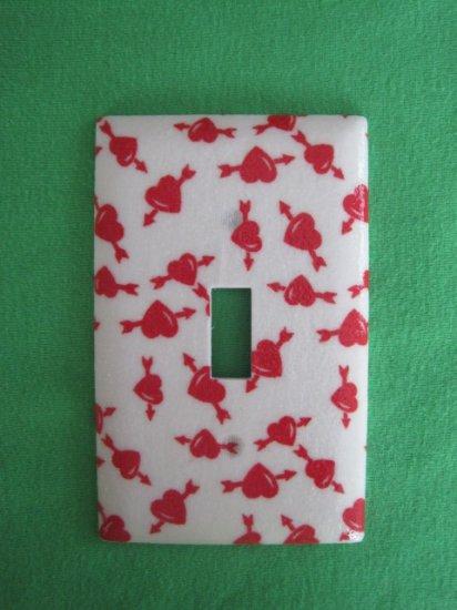 Love/Romance - Standard Light Switch Cover