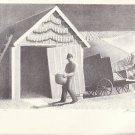 Vintage 1939 Grant Wood Print / Book Plate Agriculture