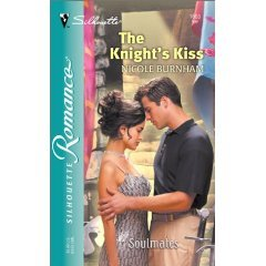 The Knight's Kiss by Nicole Burnham - New Paperback Book