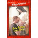 Baby, Be Mine by Emily McKay - New Paperback Book