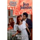 Marriage By The Book (Silhouette, Born In The USA, Florida) by Joan Johnston - Paperback Book