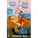 Intrusive Man  (Silhouette, Born in the USA, Indiana) by Lass Small - Paperback Book