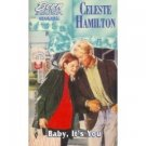 Baby, It's You (Born in the USA , Georgia) by Celeste Hamilton - Paperback Book