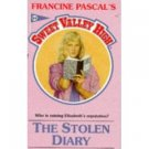 The Stolen Diary (Sweet Valley High, Book 84) by Francine Pascal - New Paperback Book