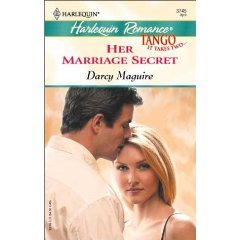 Her Marriage Secret (Tango) by Darcy Maguire - New Paperback Book