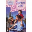 Second Wife (Born in the USA, Arizona #3) by Stephanie James - Paperback Book