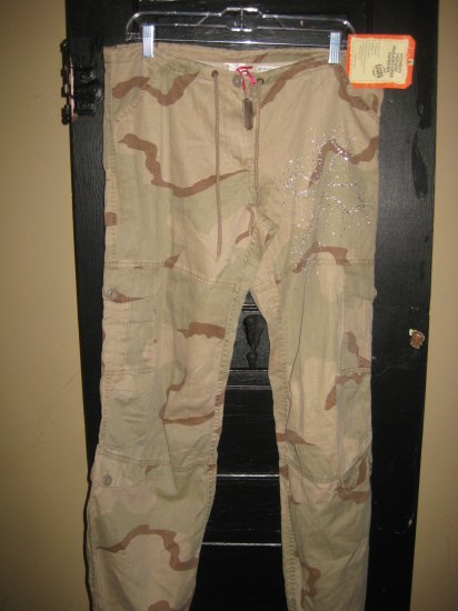 Vintage Desert Camo Size S (8-10) One of a Kind!