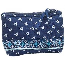 Quilted Small Cosmetic Bag