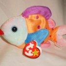 BEANY BABIES-LIPS THE FISH