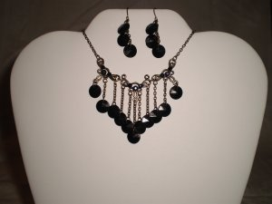 Necklace and Earring Set