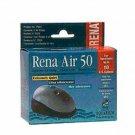 Rena Air 50 Pump (for Up To 10gal Tanks)