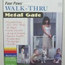 Metal Walk - thru Gate 36 - 40w X 36h