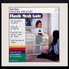 Wood/plastic Mesh Gate 26 - 42