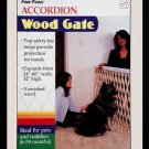 Wood Expansion Gate 24 - 60