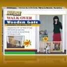 Vertical Wood Gate With Door ( 25-44wx 18h )