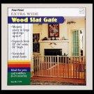 Wood Slat Gate 53 - 96