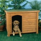 Prec Log Cabin 33x25x22 Small