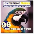 Bird Training Cd Volume 4 - Another 96 Words And Phrases