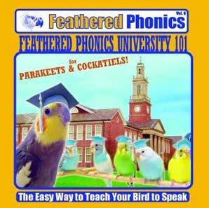 Bird Training Cd - University 101